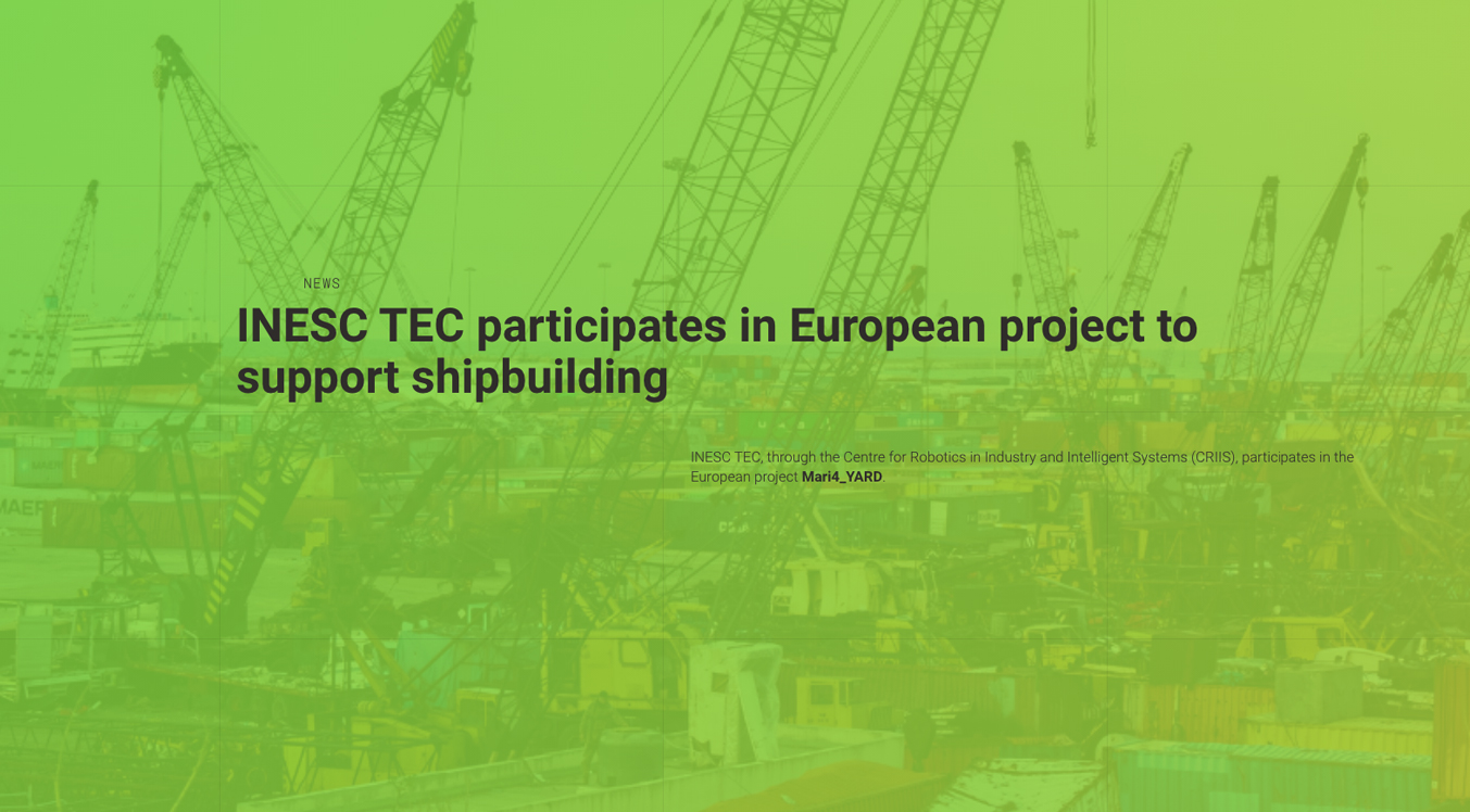 inesc-tec-participates-in-european-project-to-support-shipbuilding